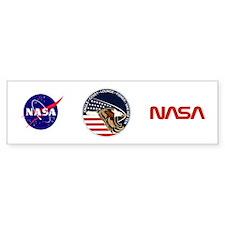 STS-51I Discovery Bumper Sticker