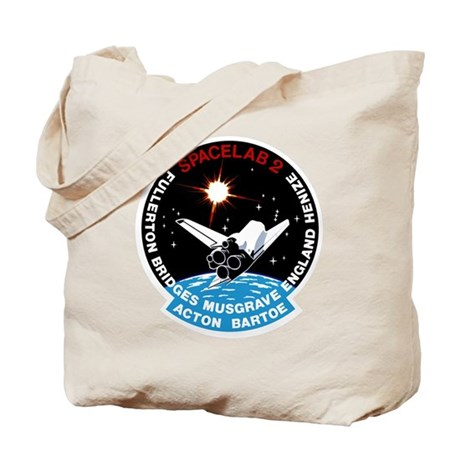 STS-51F Challenger Tote Bag
