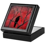 Gothic Square Keepsake Boxes