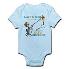 I Am Going to be a Big Brother Infant Bodysuit