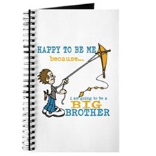 I Am Going to be a Big Brother Journal