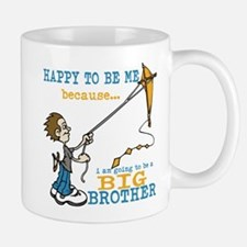 I Am Going to be a Big Brother Mug