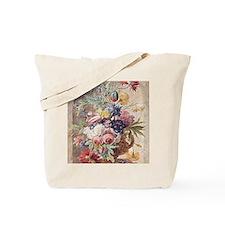 Flower Still Life by Jan van Huysum Tote Bag
