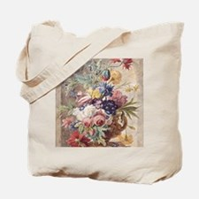 Flower Still Life by Jan van Huysum Tote Bag