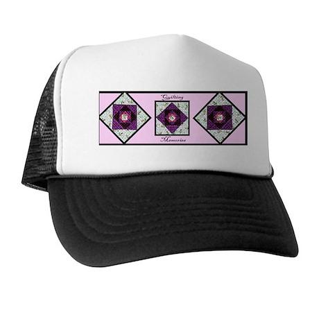 Quilt Mug Trucker Hat