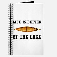 Better At Lake Journal