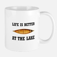 Better At Lake Mugs