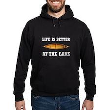 Better At Lake Hoodie