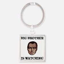 Big Brother Watching Keychains