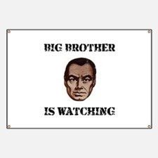 Big Brother Watching Banner