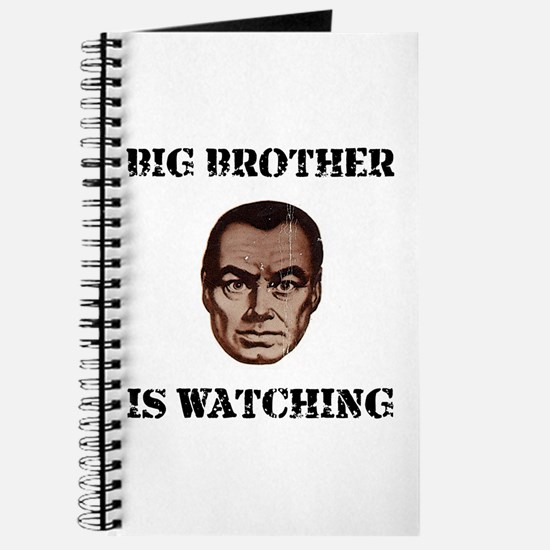 Big Brother Watching Journal