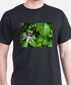 Passion Fruit and Flower T-Shirt