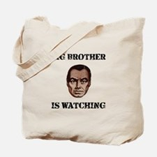 Big Brother Watching Tote Bag