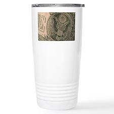 The Almighty Dollar Travel Mug