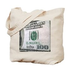 All About The Benjamins Tote Bag