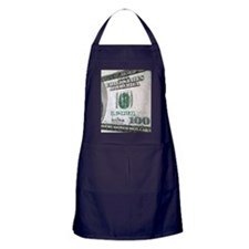 All About The Benjamins Apron (dark)