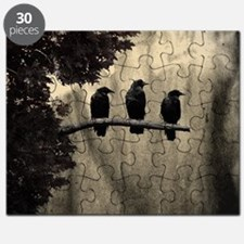 Three On A Branch Puzzle