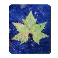 Big Green Leaf Mousepad