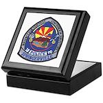 Springerville Police Keepsake Box