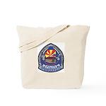 Springerville Police Tote Bag