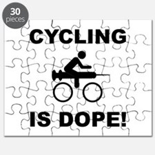 Cycling Dope Puzzle