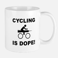 Cycling Dope Mugs