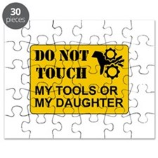 Do Not Touch Daughter Puzzle