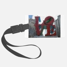 All You Need Is Love Luggage Tag