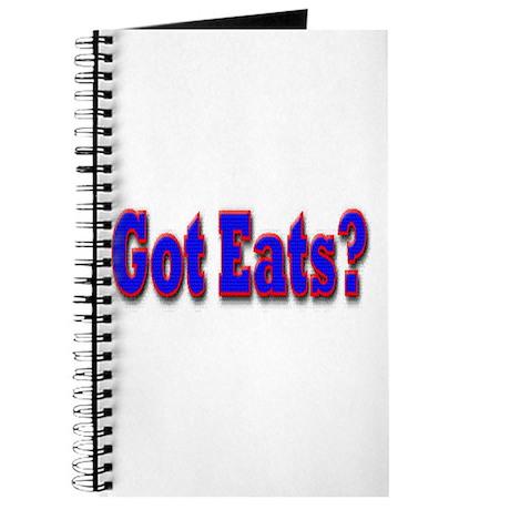 Got Eats? Journal