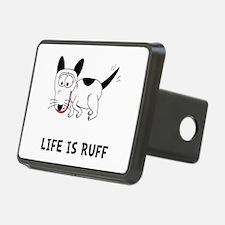 Dog Ruff Hitch Cover
