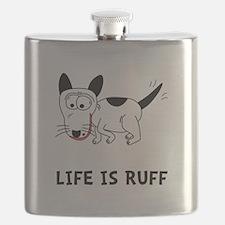 Dog Ruff Flask