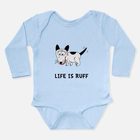 Dog Ruff Body Suit