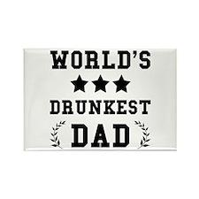Drunkest Dad Magnets