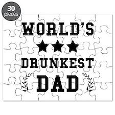Drunkest Dad Puzzle