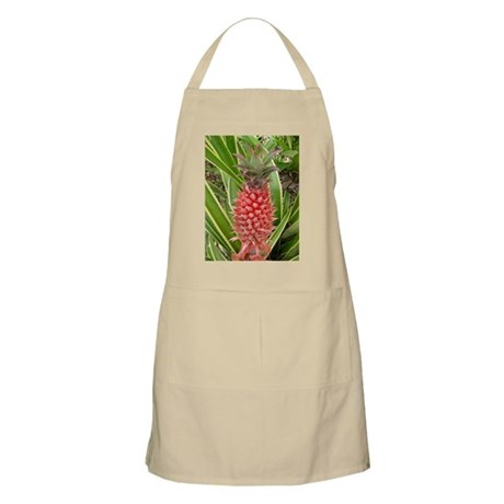 Red Pineapple BBQ Apron