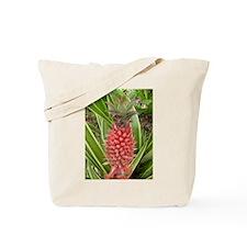 Red Pineapple Tote Bag