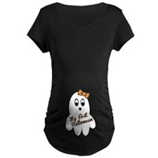 My First Halloween Maternity T-Shirt