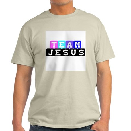 Team Jesus Light T-Shirt