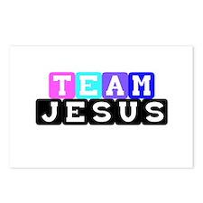 Team Jesus Postcards (Package of 8)