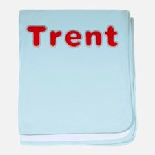 Trent Santa Fur baby blanket