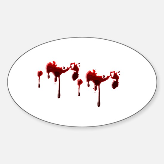 Blood Spatter Decal