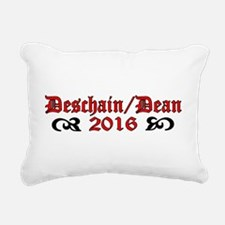Deschain/Dean 2016 Rectangular Canvas Pillow