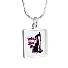 Spoiled Oilfield Wife Jewelry Necklaces