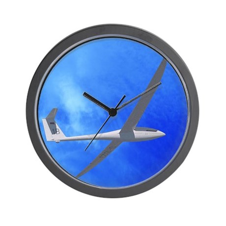 """""""Time Fly's"""" Wall Clock"""