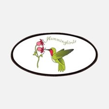 Hummingbirds Patches