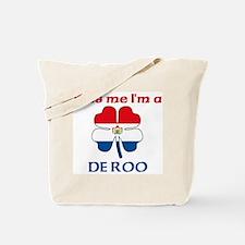 De Roo Family Tote Bag