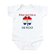 De Roo Family Infant Bodysuit