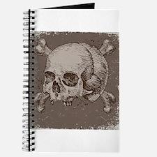Decorative - Art - Skull Journal
