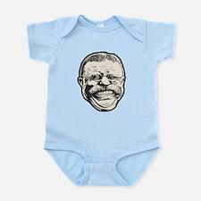 Teddy Grin Infant Bodysuit