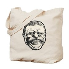 Teddy Grin Tote Bag